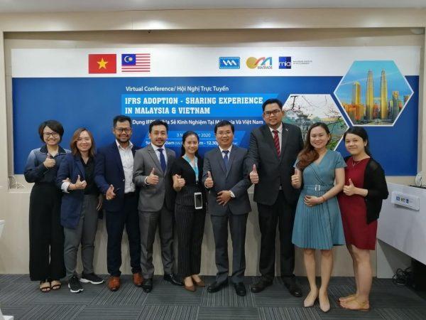"""Hội thảo """"Áp Dụng IFRS – Chia Sẻ Kinh Nghiệm Tại Malaysia Và VN"""""""