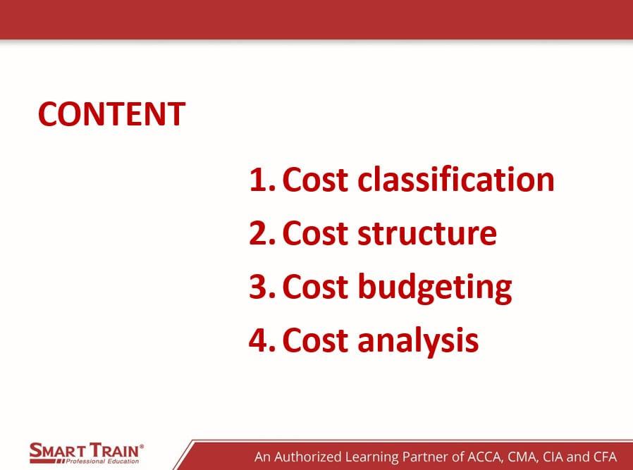 """Học thử CMA với chuyên đề """"Effective Cost Management – Quản Trị Chi Phí Hiệu Quả"""""""